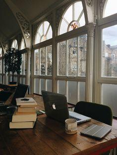 my little studyblr - warmhealer: My workspace 🌱📑🖊 My Workspace, Study Space, Desk Space, Study Hard, Etude House, Study Notes, Book Study, Study Desk, Student Life
