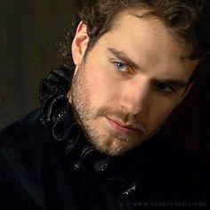 Henry as Charles Brandon in The Tudors
