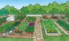 10 Ways to Reuse and Recycle Materials in the Garden