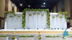 Reception Stage Decor, Wedding Backdrop Design, Wedding Stage Design, Wedding Hall Decorations, Wedding Reception Backdrop, Romantic Wedding Decor, Marriage Decoration, Wedding Mandap, Flower Decorations