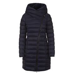 2625aaf7a392ef Soia  amp  Kyo Women s Lightweight Down Parka KARELLE-F6 Night Medium Down  Parka