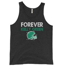 Forever Kelly Green Unisex Tri Blend Tank Top