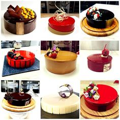 Beautiful Cakes by Antonio Bachour