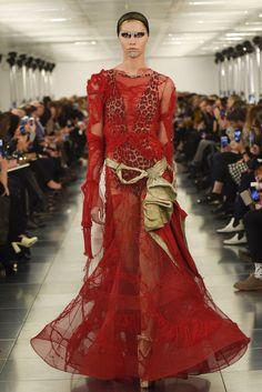 Maison Margiela Artisanal Couture Spring 2015 - Slideshow