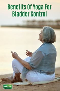 Simple changes to your diet and exercise routine can actually help you better manage your incontinence symptoms. Check out this article to learn more about the benefits of yoga for bladder control. If you're worried about exercise triggering an unexpected leak, try wearing DependⓇ SilhouetteⓇ Active Fit Briefs for discreet incontinence protection that moves with you.