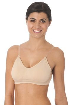 491ea36cd8 Soft Cup Clear Back Bra - baretique