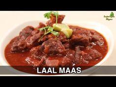 Laal Maas | Rajasthani Cuisine | Sanjeev Kapoor Khazana - YouTube