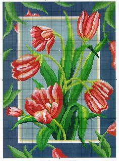 Gallery.ru / Фото #1 - тюльпаны - nini15bu