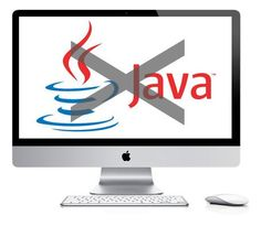 Apple remove Java do OS X