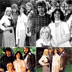 More photos of Abba taken during the groups trip to the Netherlands in June 1975... #Abba #Agnetha #Frida http://abbafansblog.blogspot.co.uk/2017/06/photo-shoot_96.html