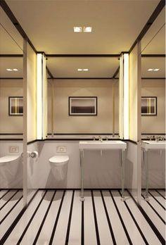Residence Hotels New York City   The Mark Residences - Bathroom Gallery   NYC Hotel Residences