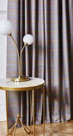 Modern Muse, Design Inspiration, Curtains, Home Decor, Blinds, Decoration Home, Room Decor, Draping, Home Interior Design