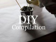 Manualidades fáciles: 5 DIY sencillos y económicos para decorar tu casa. 🌎http://www.planetadeco.com/objetos-de-decoracion/manualidades-faciles/ #diydecor #diycompilation #easydiy #manualidades #manualidadesmolonas #manualidad