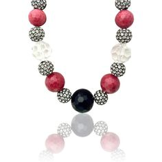 Large runway gumball necklace - $550.