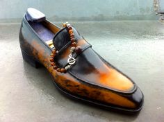 Loafer Bespoke Patina by Lacour