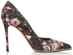 Givenchy - Floral Court Shoe