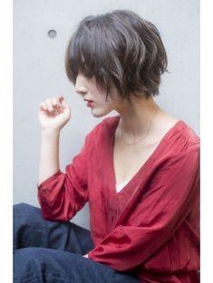 【affetto】首筋のラインが綺麗に見える小顔ボブ (三軒茶屋)