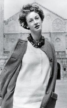 """From Rizzoli's """"Marella Agnelli: The Last Swan"""". Learn more: http://www.rizzoliusa.com/book.php?isbn=9780847843213"""