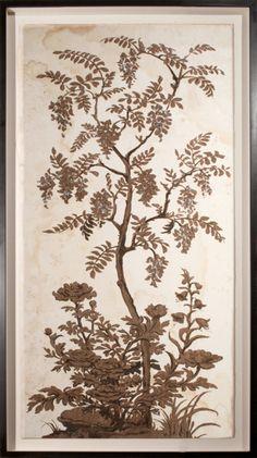 Tree of Life 2, Silverleaf: Beach Decor, Coastal Home Decor, Nautical Decor, Tropical Island Decor & Beach Cottage Furnishings