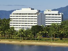 Cairns Holiday Inn  Cairns Harbourside Australia, Pacific Ocean and Australia Holiday Inn Cairns Harbourside is perfectly located for both business and leisure guests in Cairns. The hotel offers guests a range of services and amenities designed to provide comfort and convenience. All the necessary facilities, including fax machine, 24-hour front desk, express check-in/check-out, luggage storage, room service, are at hand. Each guestroom is elegantly furnished and equipped with...
