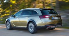 Opel Insignia Family Prices Release