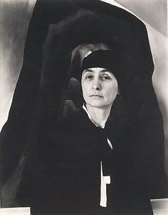 Alfred Stieglitz photograph of Georgia O'Keefe