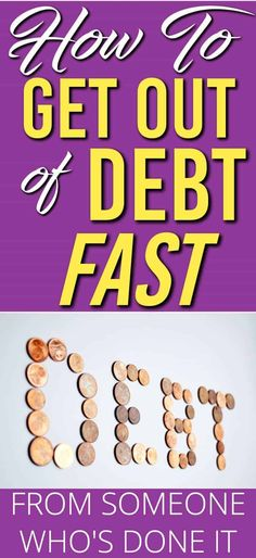 How to get out of debt fast! Looking for how to get out of debt? Learn from someone who's done it. We share our get out debt tips, debt pay off strategies and the most important things you need to know about getting out of debt once and for all  Debt payoff   How to get out of debt   #debtfree #debtpayoff #howtogetoutofdebt