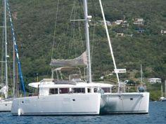 2012 Lagoon 450 Sail