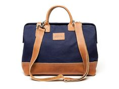 Apolis and Heritage Leather for the Mason Courier