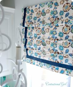 50 DIY Curtains and Drapery Ideas - DIY Fixed Flat Fold Roman Shade - Easy No Sew Ideas and Step by Step Tutorials for Drapes and Curtain Ideas - Cheap and Creative Projects for Bedroom, Living Room, Kitchen, Kids and Teen Rooms - Simple Draperies for Fabric, Made Out of Sheets, Blackout Curtains and Valances http://diyjoy.com/diy-curtains-drapes