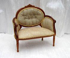 Comfy miniature chair