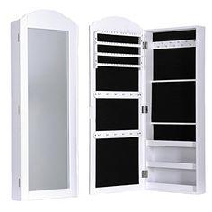DXP Armario con espejo para joyas montado a la pared 158 x 41 x 46 cm espejo joyero colour blanco JCYJ05 DXP-Hogar y cocina https://www.amazon.es/dp/B00HZX8AQG/ref=cm_sw_r_pi_dp_pGLdxbTH1ZE6C