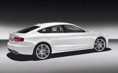 Audi S5 4 door sedan
