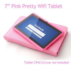 $88.98 Sinvigo 7 inch Android 4.0 Pink Pretty Mali-400MP 5-Point Capacitive HD-3D Games Wifi Flash 10.3 Tablet PC . Are you looking for a pretty,fashion and high performance with resonable price tablet pc? Here we very glad to recommend a latest Android 4.0 system with 800*480 pixel capacitive screen pi... #mobile #tablet #cell #phone #computer #shopping #shop #deals #PC #wireless #smart #tv #Media #Player #Cloud #droid #Market #Google #Phone