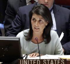 هیلی:+انتقال+سیاسی+قدرت+در+سوریه+بدون+نفوذ+ایران+و+اسد+خواهد+بود