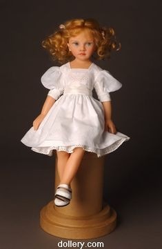 Heloise Collectible Dolls
