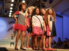 Children's fashion from Spain during Pitti Bimbo 83