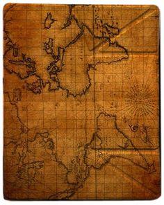 IPAINT COVER X IPAD MAP GENIUS