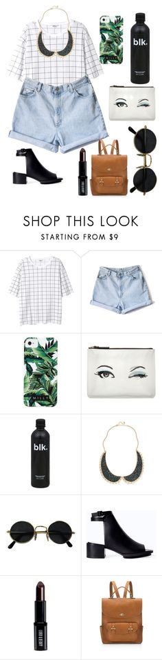 """Jurassic Park Theme ??"" by pandatheod ❤ liked on Polyvore featuring Monki, Milly, Kate Spade, Zara, Lord & Berry and Accessorize"