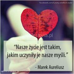 Nasze życie jest takim, jakim uczyniły je... #Marek-Aureliusz,  #Myślenie-i-myśli, #Życie