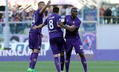Efter en drabelig kedelig 1. halvleg, gik Fiorentina og Lazio amok efter pausen med målene.