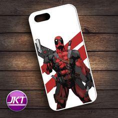 Deadpool Phone Case for iPhone, Samsung, HTC, LG, Sony, ASUS Brand #Deadpool #Superhero #marvel