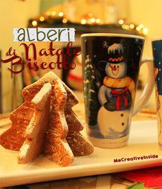 ME creativeinside: Albero di Natale Biscotto