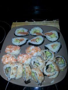 Sushi making :-)