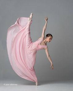 Pretty In Pink Dancer