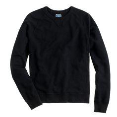 J.Crew Solid Sweatshirt ($69.50)