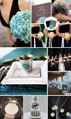 Modern Wedding Colors