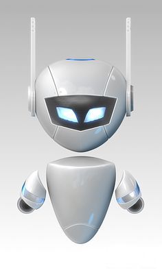Robot Model available on Turbo Squid, the world's leading provider of digital models for visualization, films, television, and games. Robot Cute, Cool Robots, Futuristic Robot, Futuristic Technology, Robot Concept Art, Game Concept, Blender 3d, Figura Iron Man, Cosmos