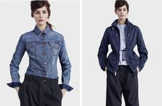Gap's Spring Look Involves Denim Peplums and Dad Shorts - Racked