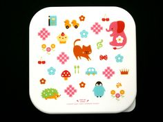 Products From Japan With Love: cute 1 tier animal bento box
